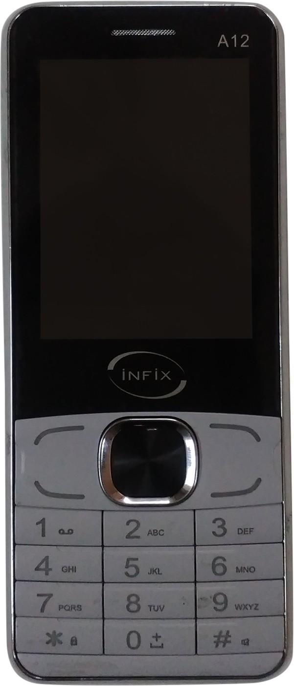 Infix A12BLGR(Black-Grey)