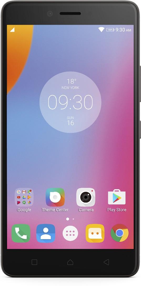 View Lenovo K6 Note (Grey, 32 GB)(4 GB RAM) Mobile Price Online(Lenovo)