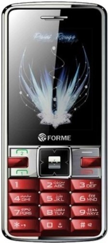 Forme D555+(Red)
