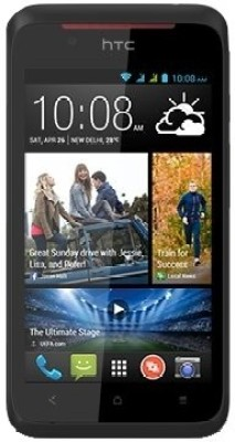 HTC Desire 210 (Black, 4 GB)