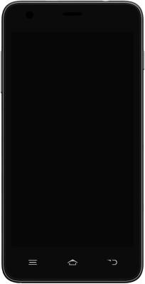 Intex Aqua Life III (Grey, 8 GB)