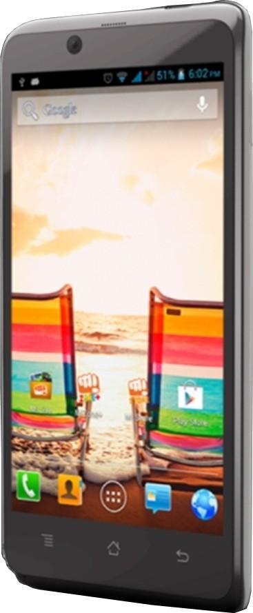 Micromax Canvas Ego A113 (Grey, 4 GB)(1 GB RAM)