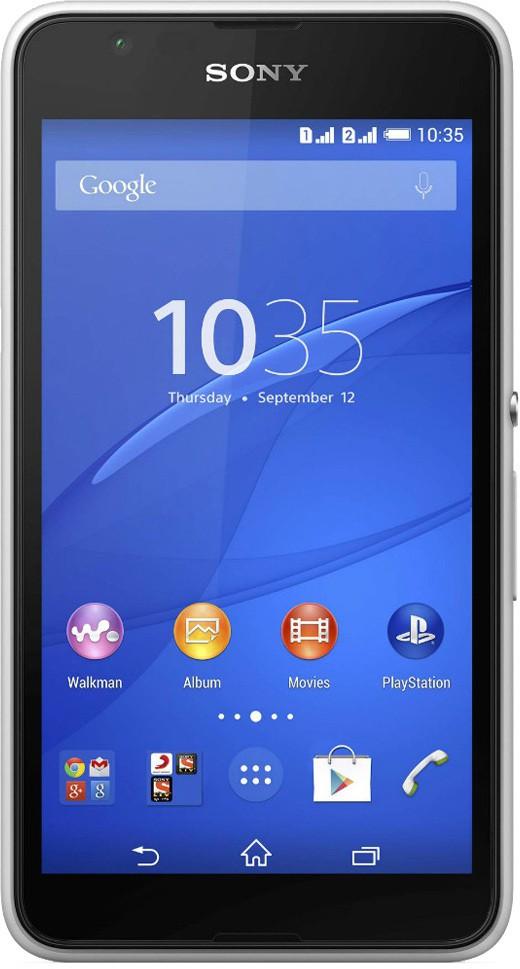 Sony Xperia E4G (1GB RAM, 8GB)