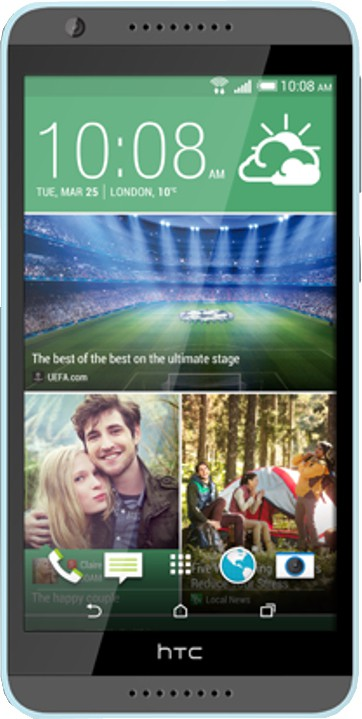 HTC Desire 820G+ (Milkyway Grey, 16 GB)(1 GB RAM)