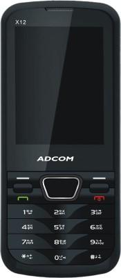 Adcom X12 (Black, )