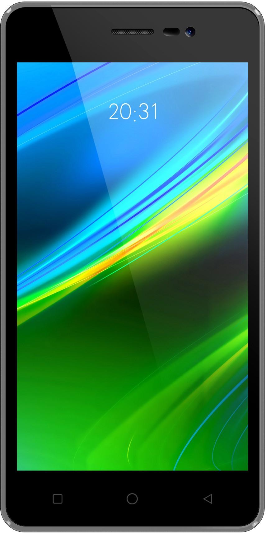 Karbonn K9 Smart (Grey Gold, 8 GB)(1 GB RAM)