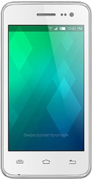 Videocon Z40 Lite+ (White, 4 GB)(512 MB RAM)