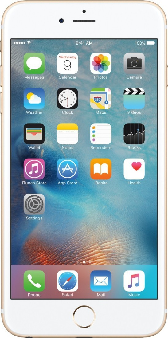 Apple iPhone 6s Plus (Gold, 32 GB)(2 GB RAM)
