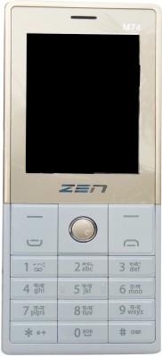 Zen m74 (White/ Golden, 500 KB)