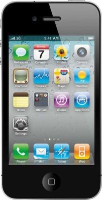 Apple iPhone 4s (Black, 8 GB)