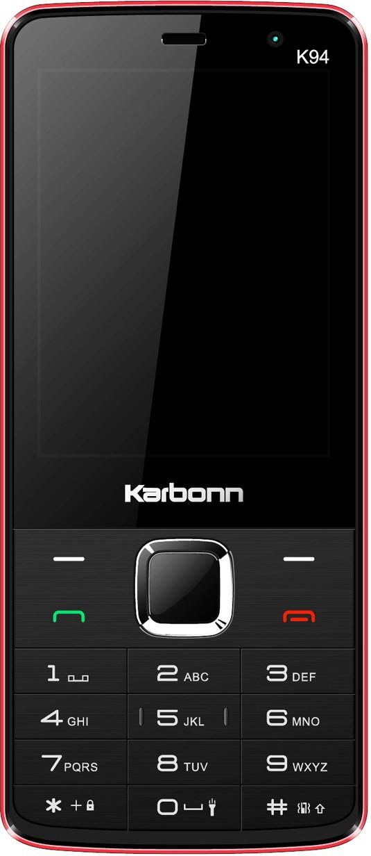 Karbonn K94(Red & Black)