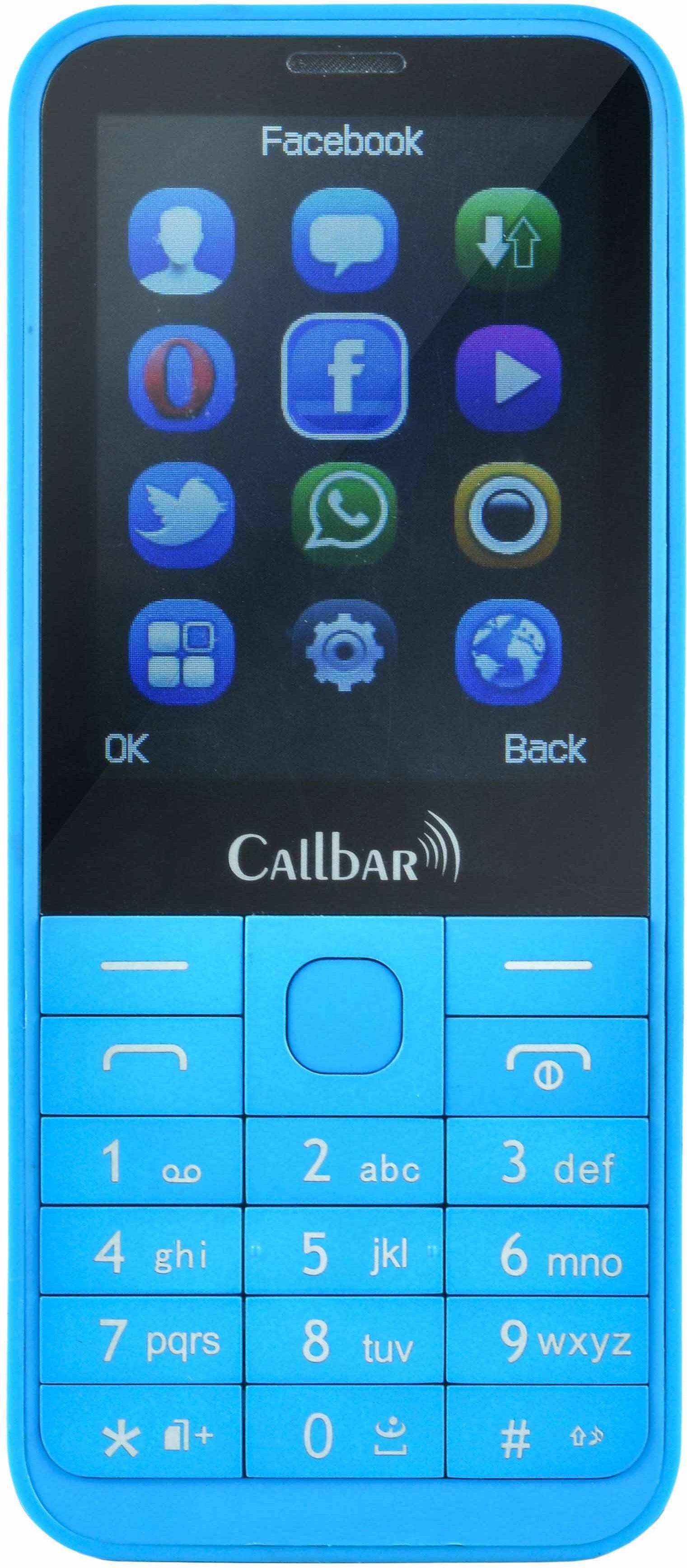 Callbar CALLBAR 220 Blue(Blue)