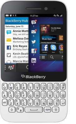 Blackberry Q5 (2GB RAM, 8GB)