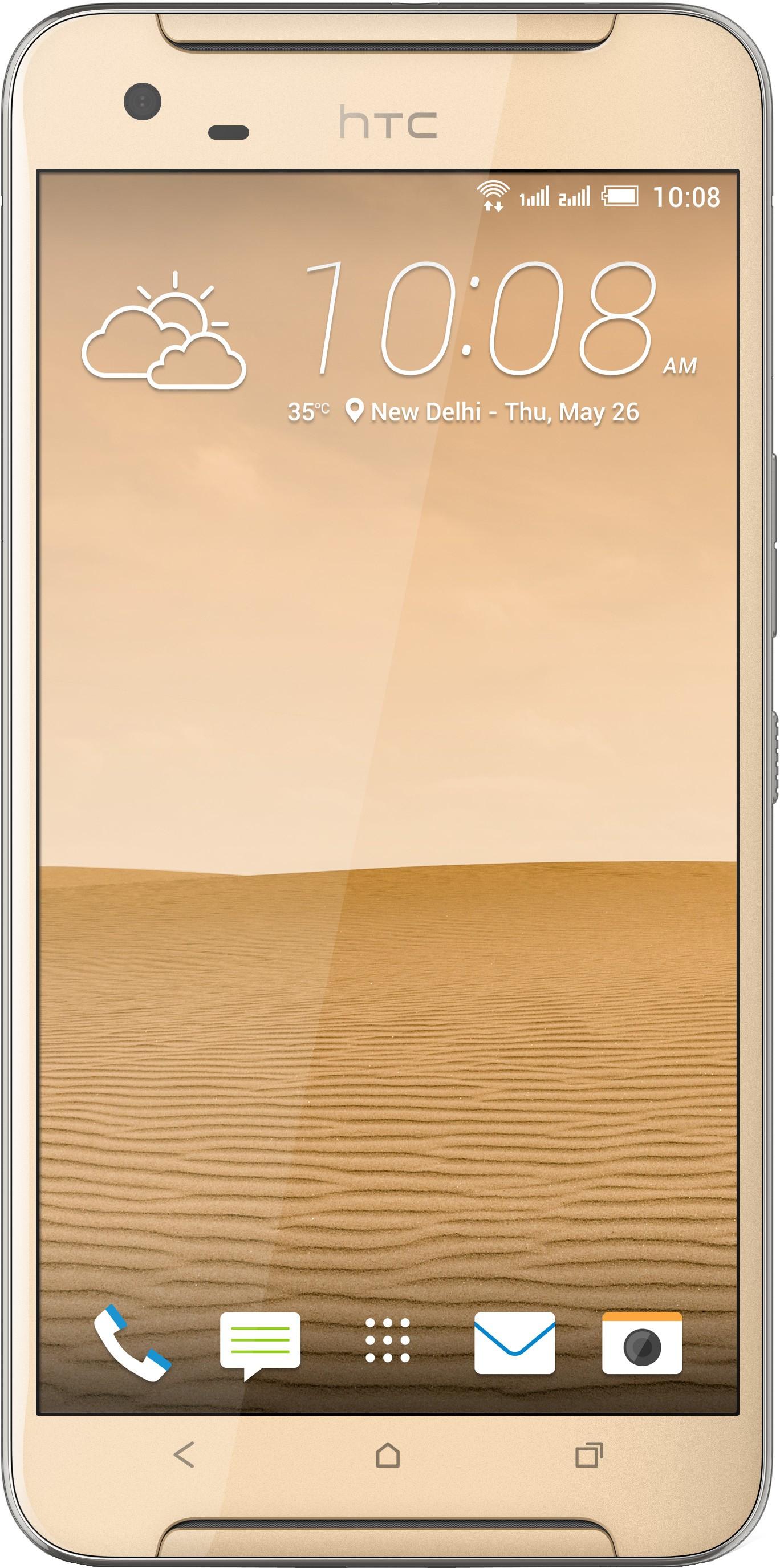 HTC One X9 (Topaz Gold, 32 GB)(3 GB RAM)