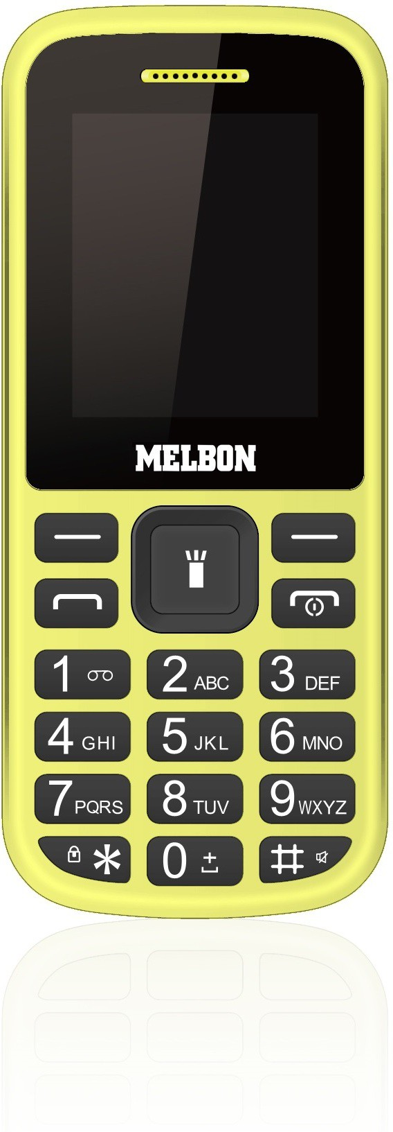 Melbon Dude 02(Yellow)