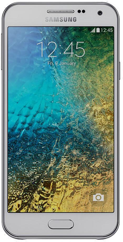 SAMSUNG Galaxy E5 Dual Sim (Gray, 16 GB)(1.5 GB RAM)