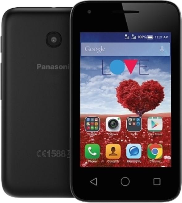 Panasonic LOVE T10 (Black, 4 GB)(512 MB RAM)