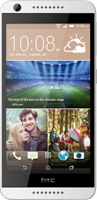 HTC Desire 626 Dual SIM LTE (White Birch, 16 GB)(2 GB RAM)