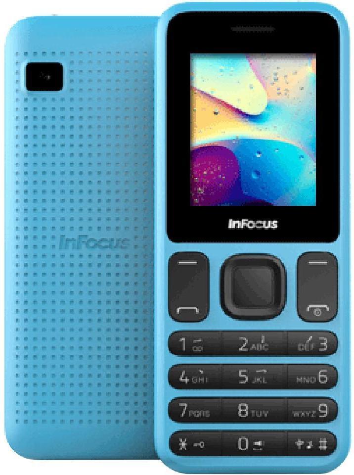InFocus F110(Light Blue)
