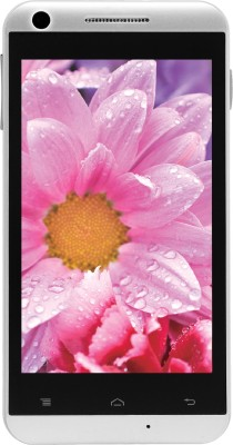 Lava Iris 404e (White, 1 GB)(256 MB RAM) at flipkart