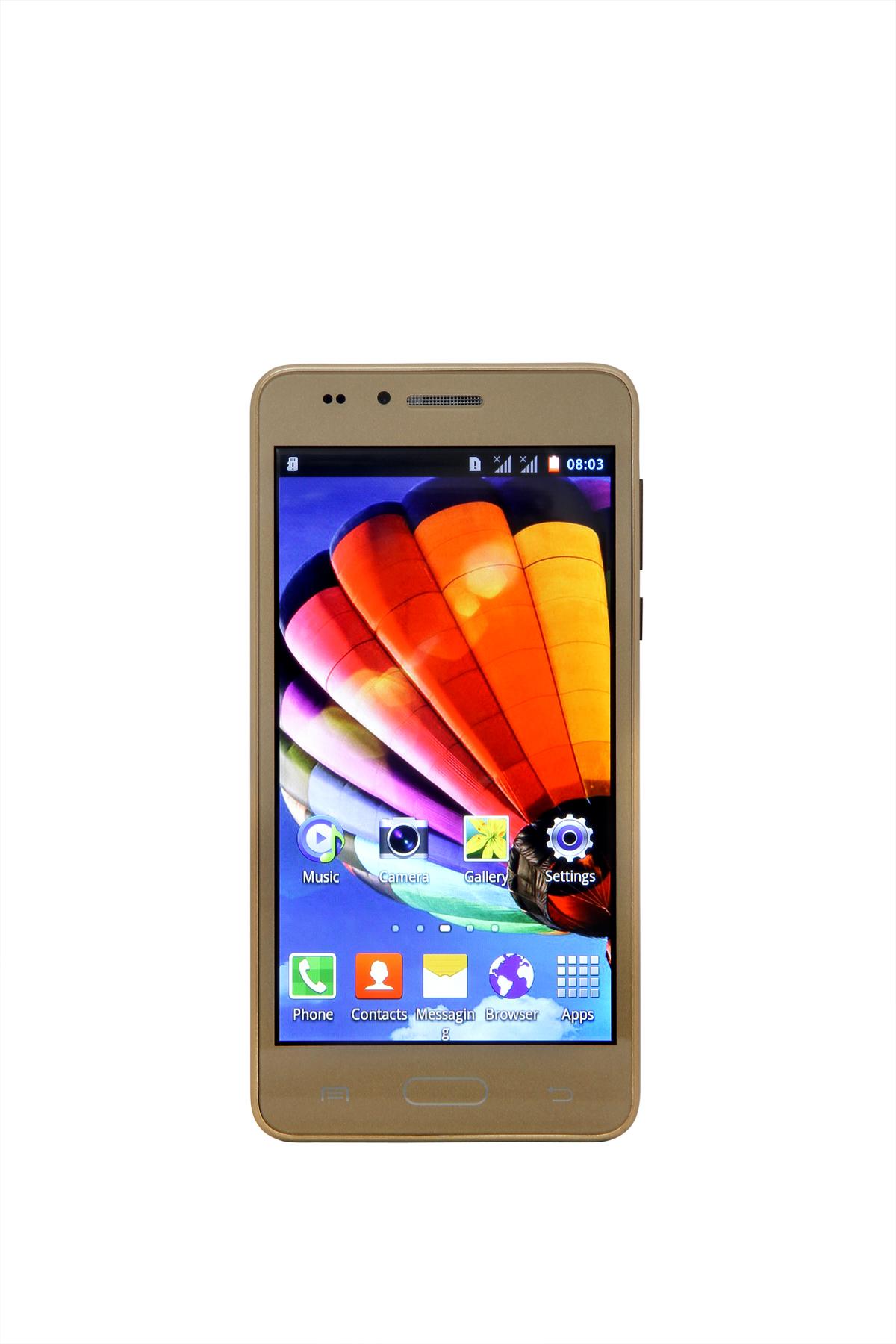 Tashan TS-801 (Gold, 4 GB)(512 MB RAM)