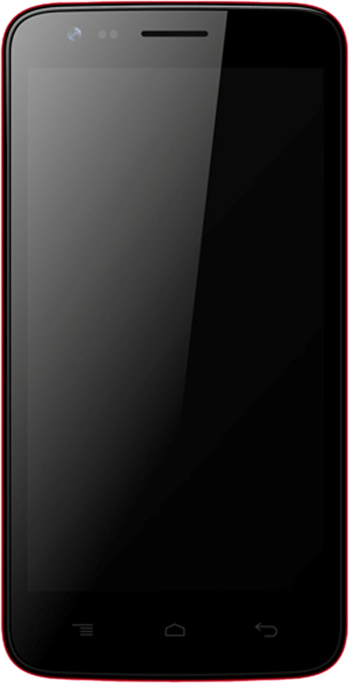 Videocon Z50q Star (Red, 4 GB)(1 GB RAM)