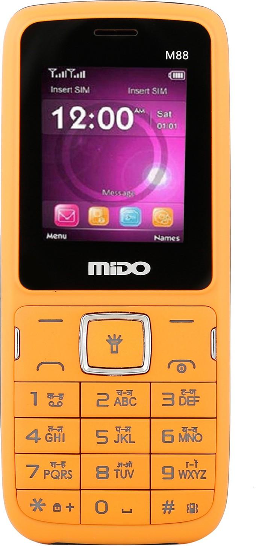 Mido M-88(Orange & Black)