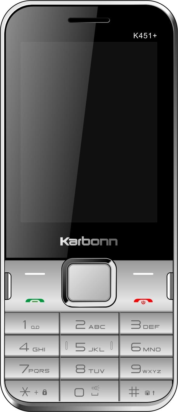Karbonn Sound Wave(Silver)