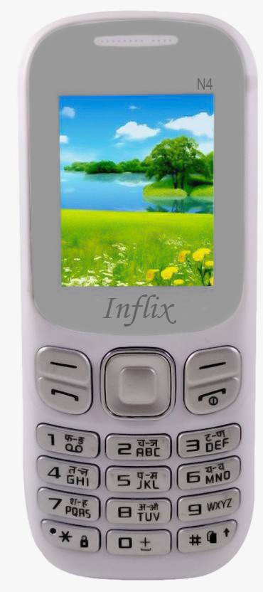 Inflix N4(White)