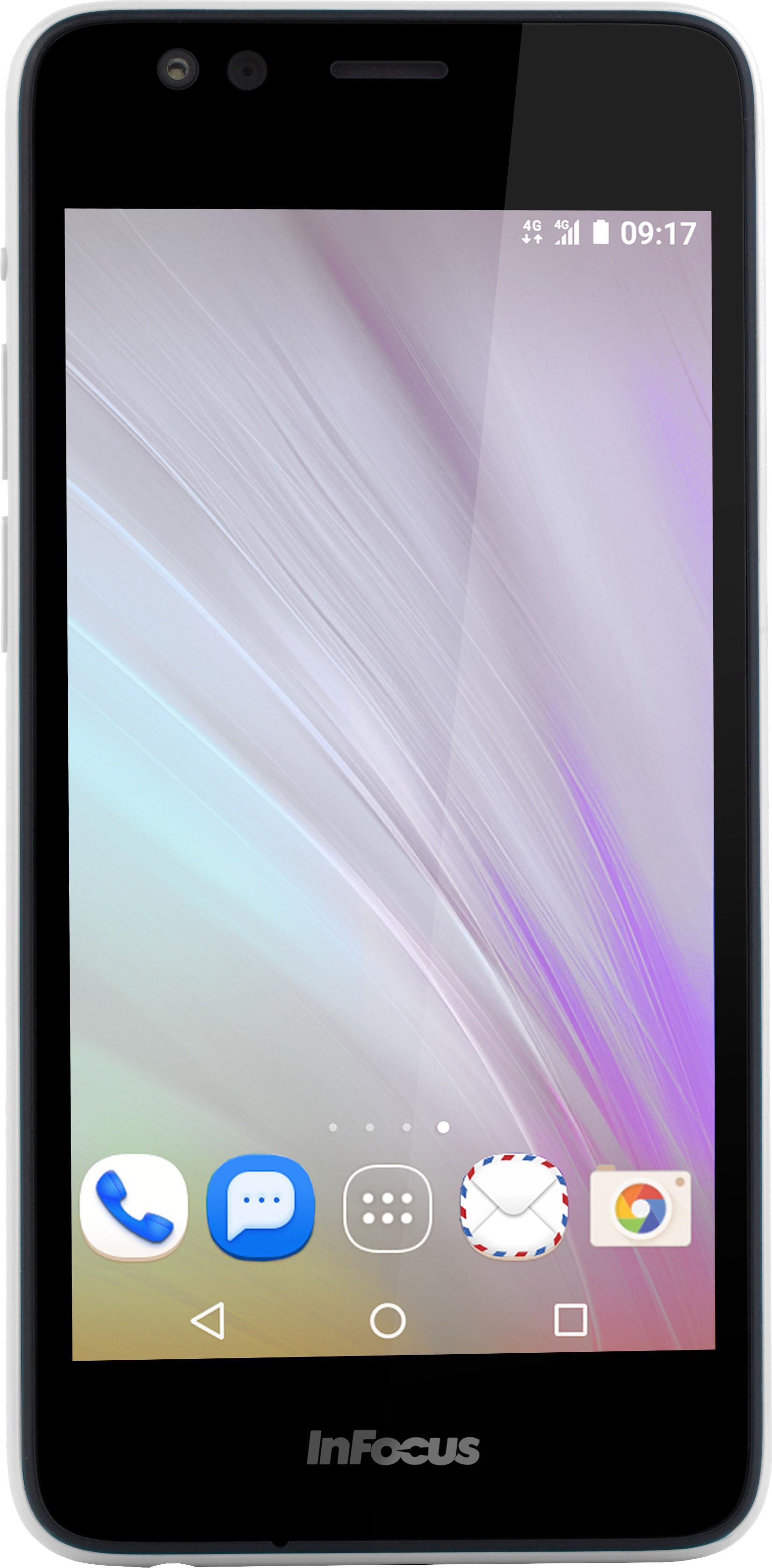 InFocus Bingo 21 (Fashion White, 8 GB)(2 GB RAM)