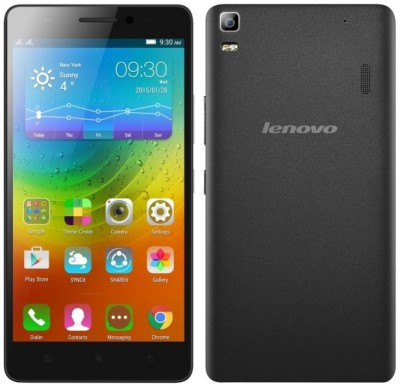 Lenovo turbo (Black, 16 GB)