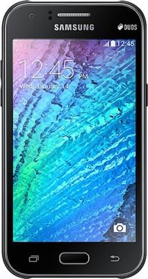 SAMSUNG Galaxy J1 (Black, 4 GB)