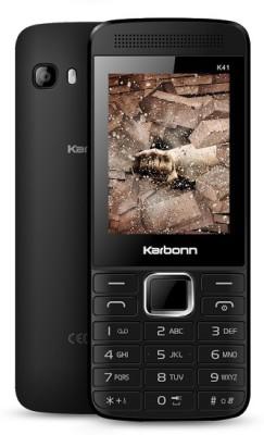 Karbonn K41 (Black, )
