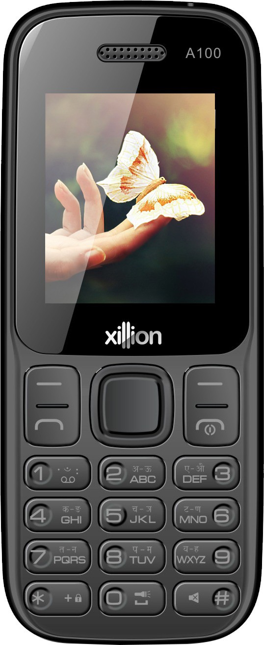 Xillion A100(Black)