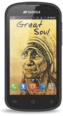 Sansui SA42G (512MB RAM, 256MB)