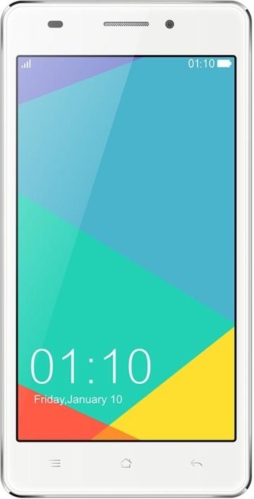 Xillion X400 (White & Chrome, 8 GB)(1 GB RAM)