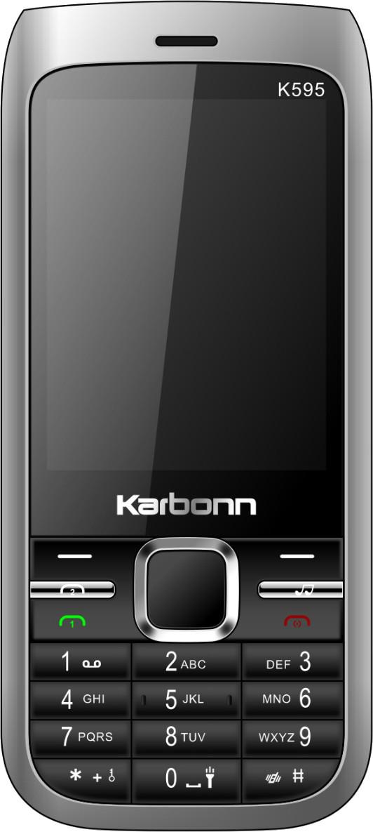 Karbonn SPY K595(Grey)
