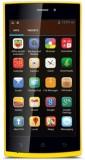 iBall Andi 4.5P Glitter (Yellow, 4 GB) (...