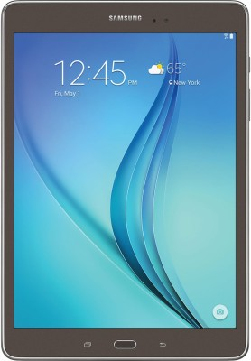SAMSUNG Galaxy Tab A (Smokey Titanium, 16 GB)