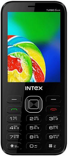 Intex TURBO(Black, White)