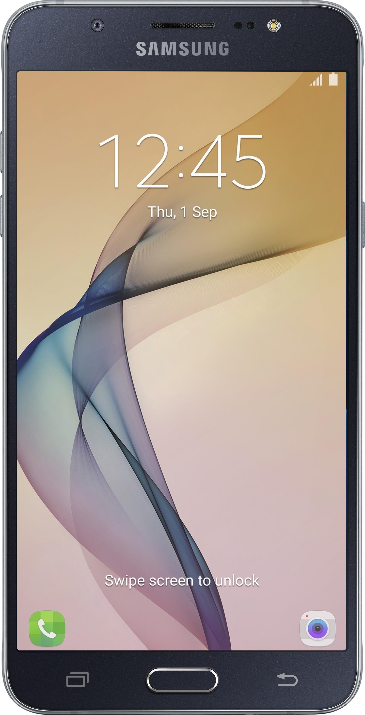 SAMSUNG Galaxy On8 (Black, 16 GB)(3 GB RAM)