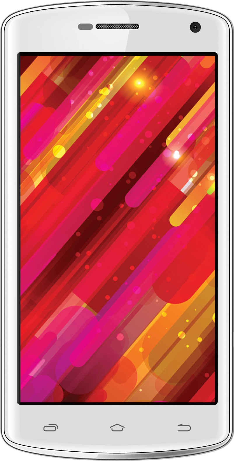 Intex Cloud Glory 4G (White, 8 GB)(1 GB RAM)