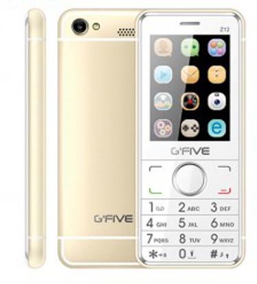Gfive Z12(Gold)