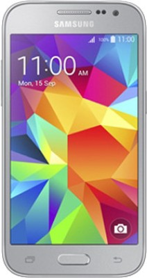 Samsung Galaxy Core Prime (Silver, 8 GB)(1 GB RAM) at flipkart