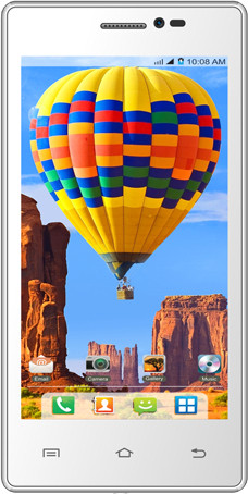Intex Aqua i5 (1GB RAM, 4GB)