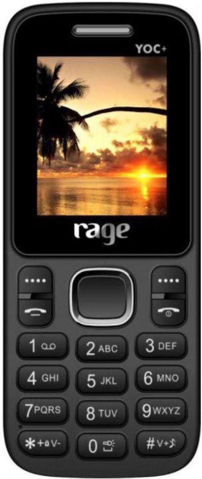 RAGE YoC+(Black)