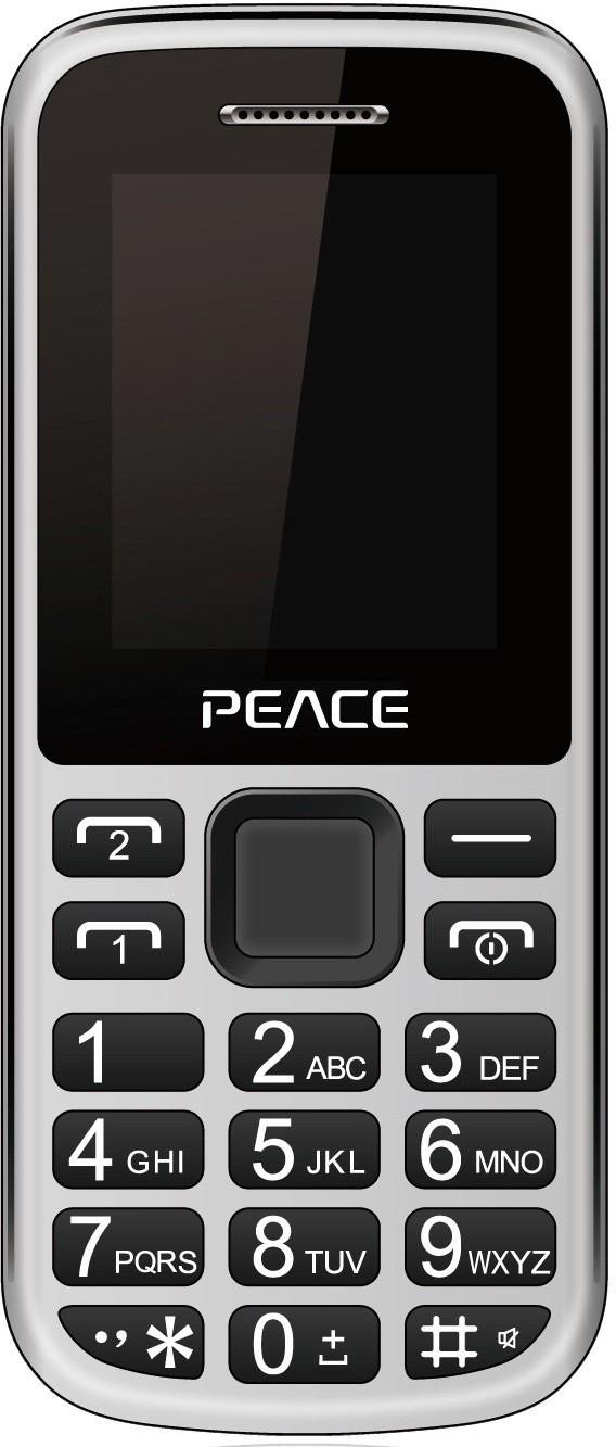 Peace P2(Red & Black)