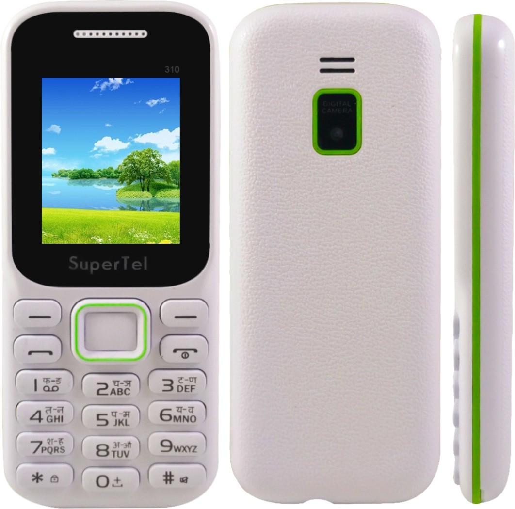 Supertel B310(White & Green)