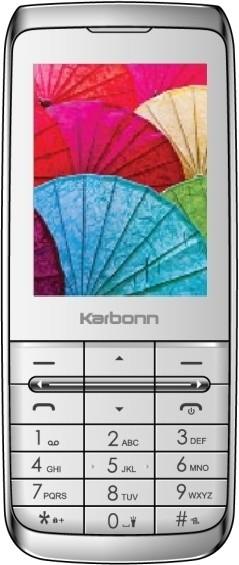 Karbonn K9 Plus(White Silver)