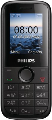 Philips E130 (Black, 85.5 KB)